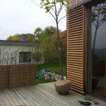 výsadba stromu do terasy